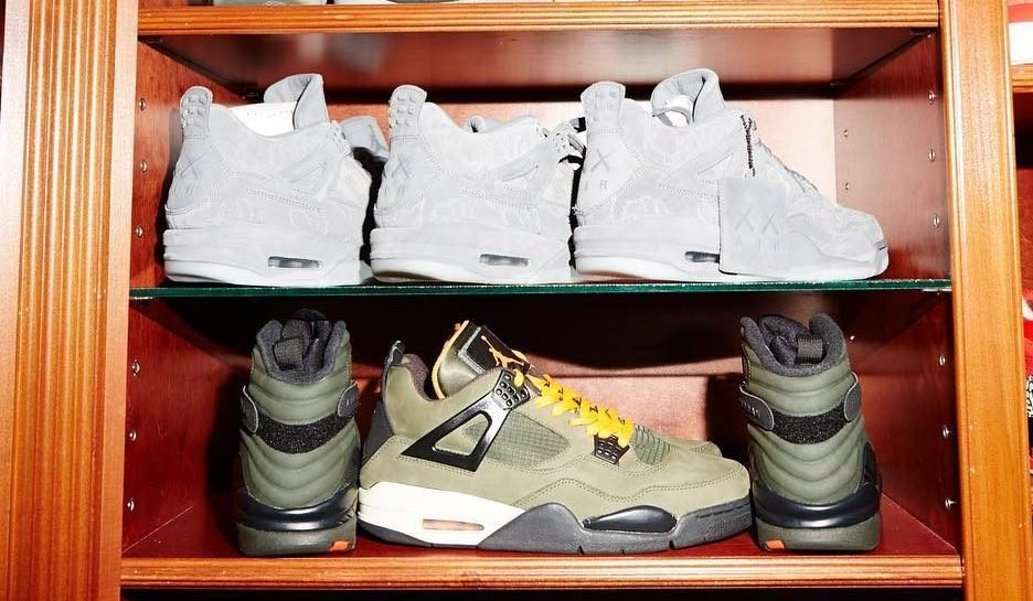 DJ Khaled flexes one of the rarest Jordans ever