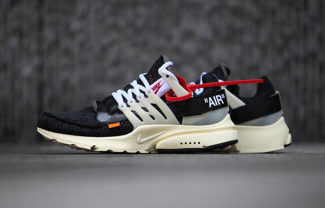 size 40 f0aae 26ad1 Your first full-look at the Off-White x Nike Air Presto