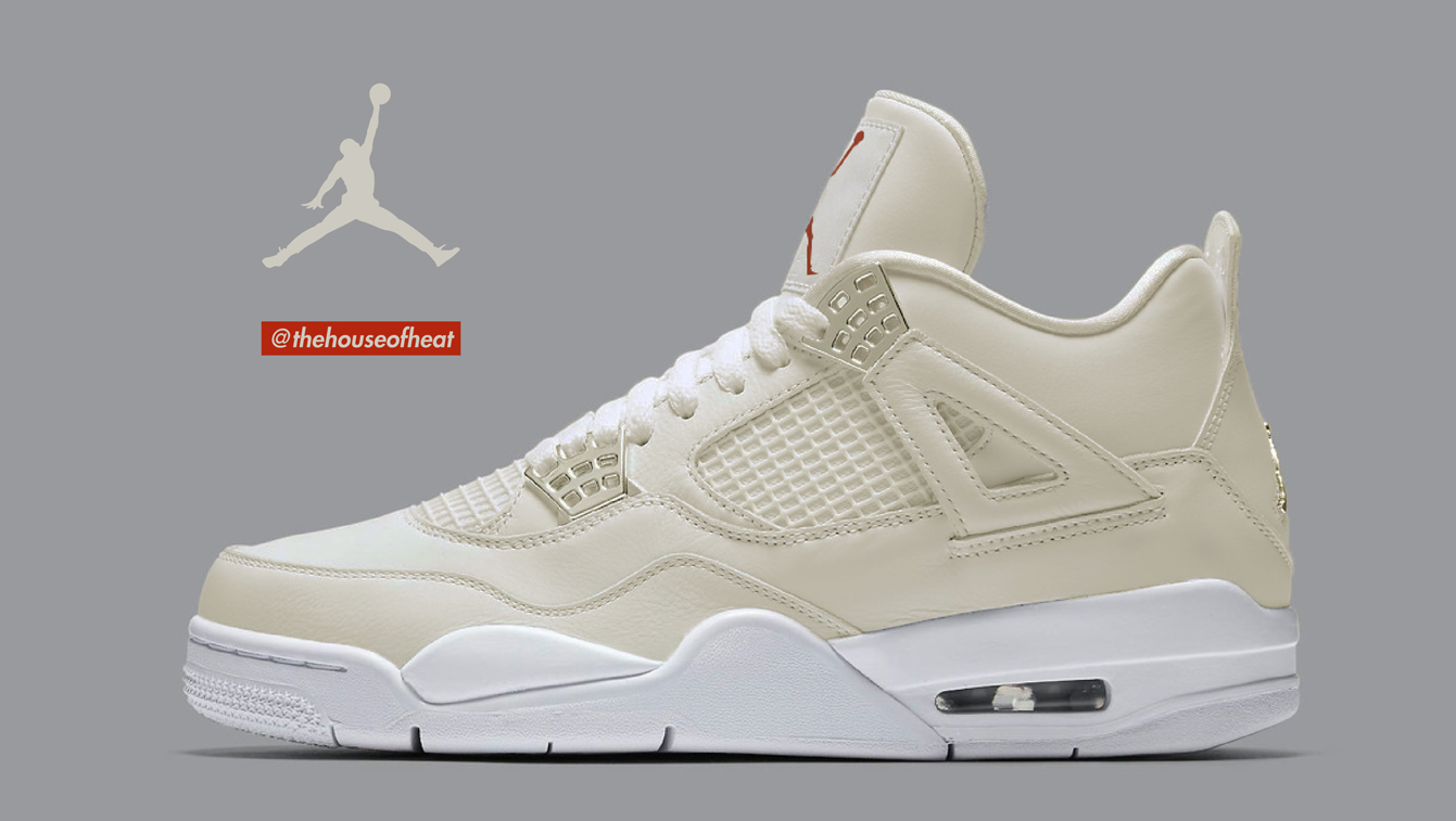 "Today's Concept : Air Jordan 4 ""Cream of the Crop"""