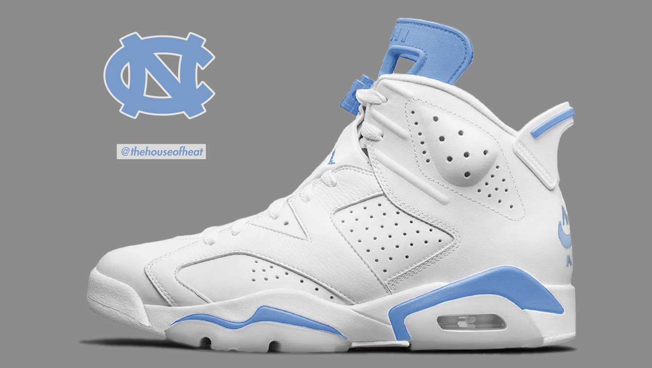 "The Concept Lab // Air Jordan 6 ""UNC"""