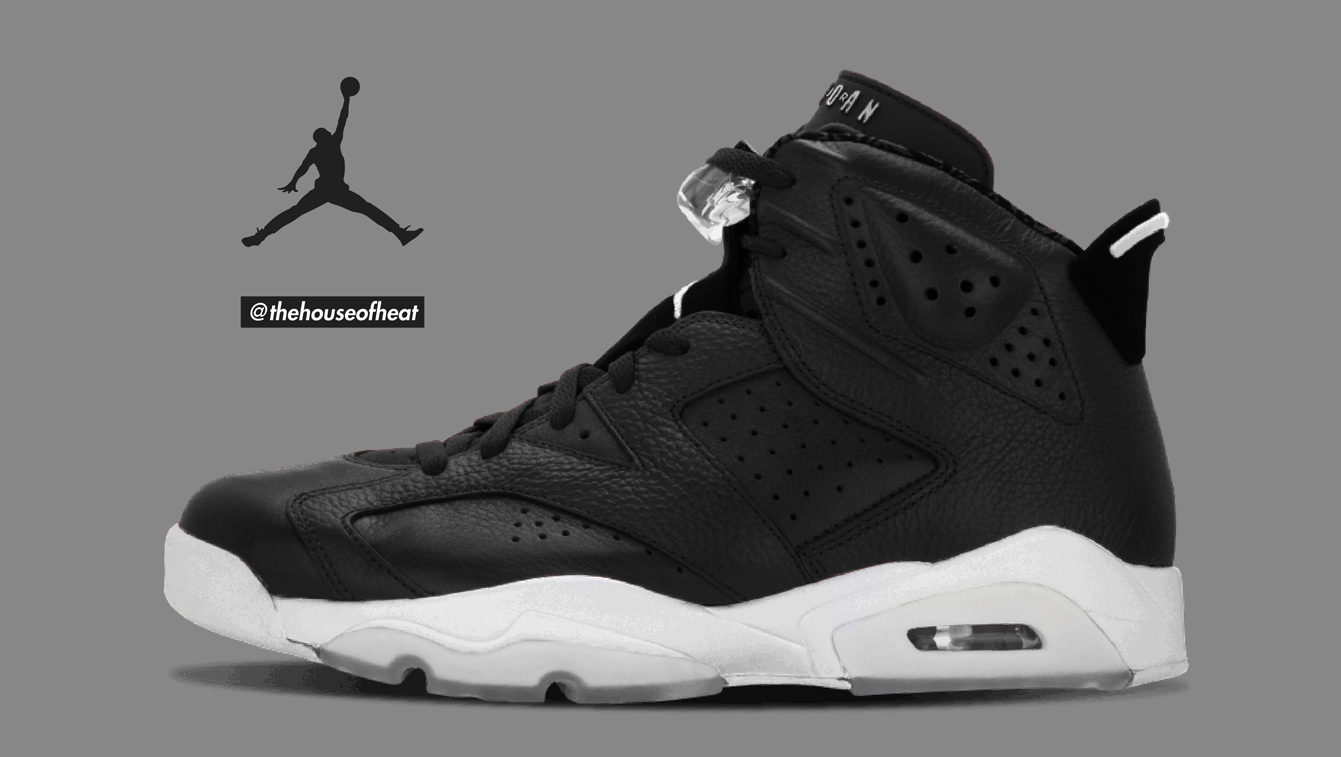 "Today's Concept : Air Jordan 6 ""Cyber Monday"""