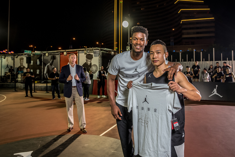 Here's a recap of Jimmy Butler's Jordan Brand tour of China