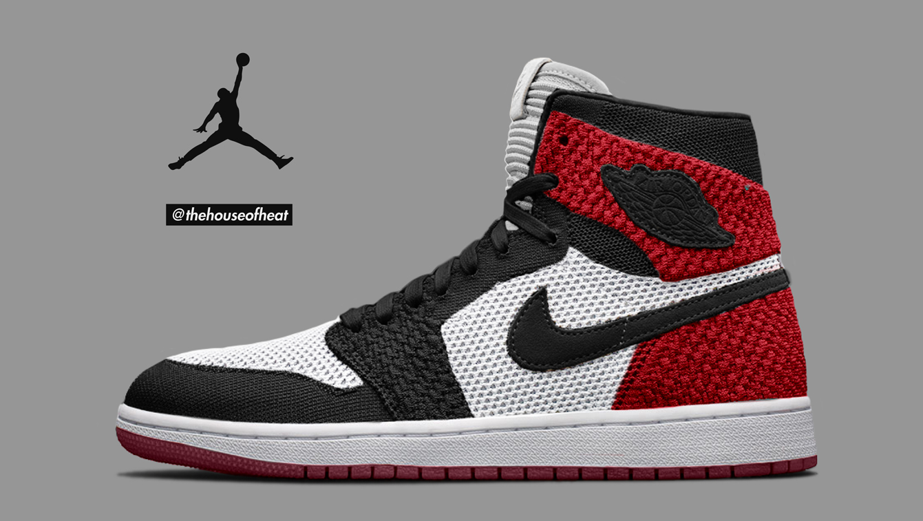 5 Flyknit Jordan 1's that we'd rather see