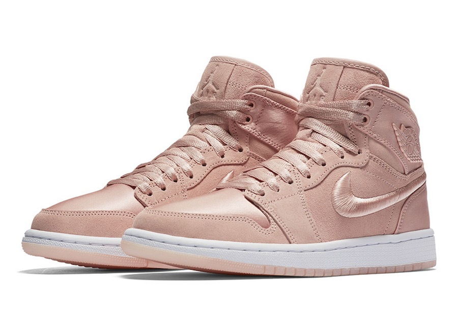 We're getting a four-pack of pastel Jordans