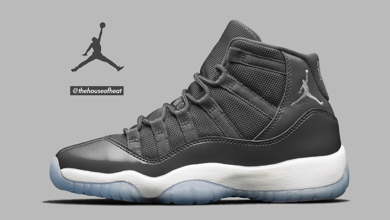 Jordan Brand add another Jordan 11 to the Holiday lineup