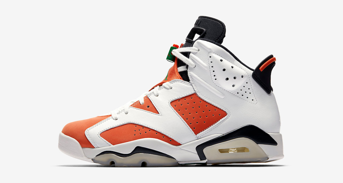 8fc3ee33538 Official images of the Gatorade Jordan 6 are here - HOUSE OF HEAT ...