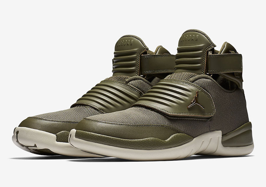 The Air Jordan Generation arrives in Olive and Bone
