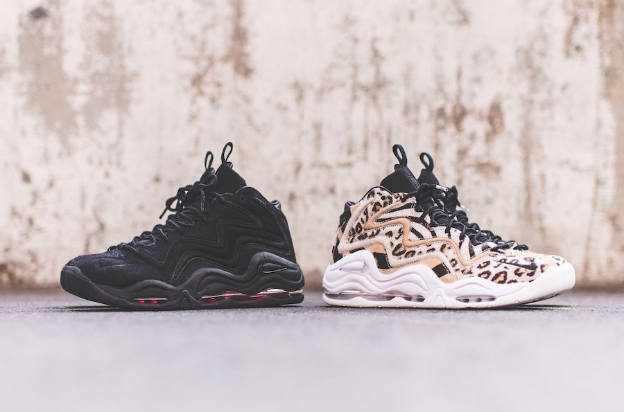 The KITH x Nike Air Pippen 1 collection drops this Friday