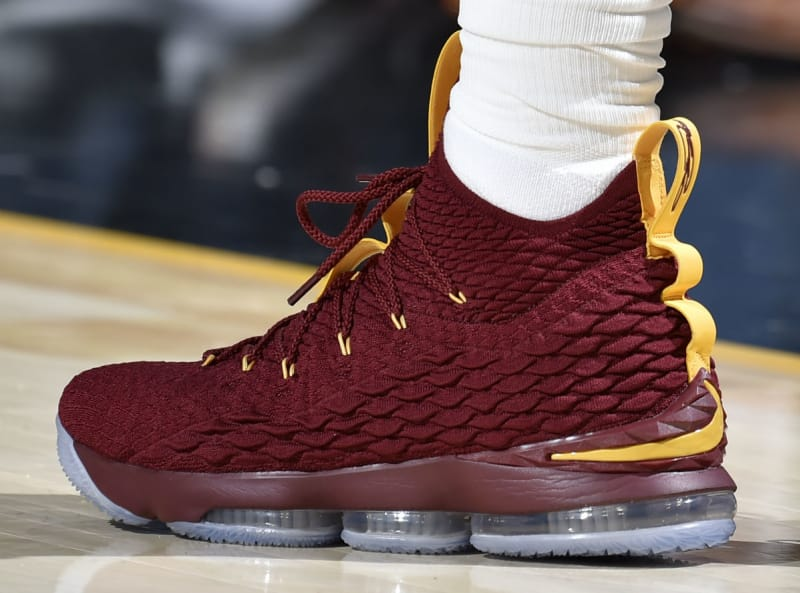 buy popular ae75e 41647 LeBron's latest 15 PE is his best yet - HOUSE OF HEAT ...