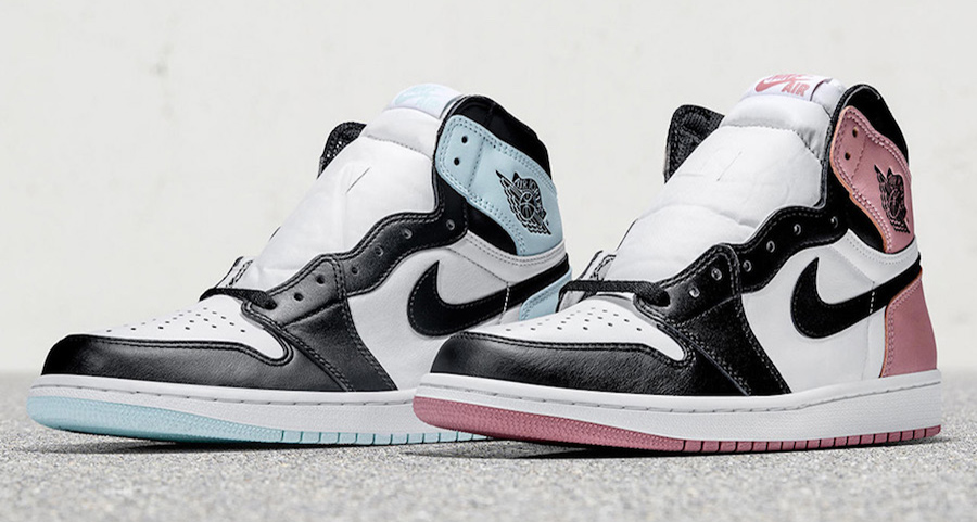 "The ""Igloo"" and ""Rust Pink"" Air Jordan 1's will be an Art Basel exclusive"