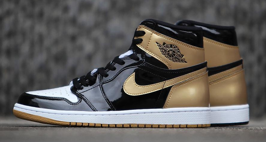 We're getting another Black and Gold NRG release for All-Star weekend
