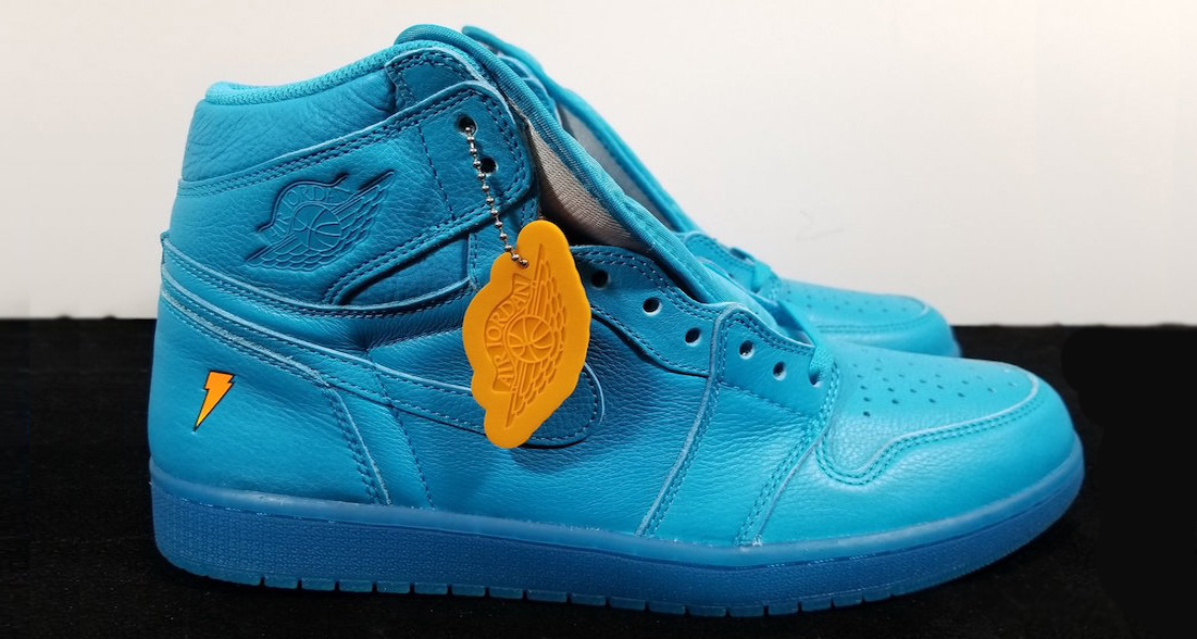 competitive price 8818a 69822 Another look at the Blue Lagoon Gatorade Jordan 1's - HOUSE ...