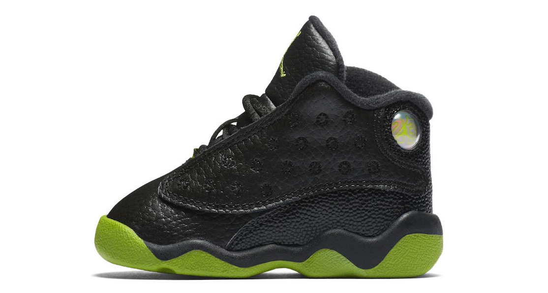 "The Air Jordan 13 ""Altitude"" will release for the entire family"