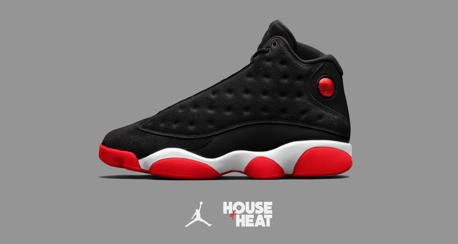 "The Concept Lab : Air Jordan 13 ""Bred 2.0"""