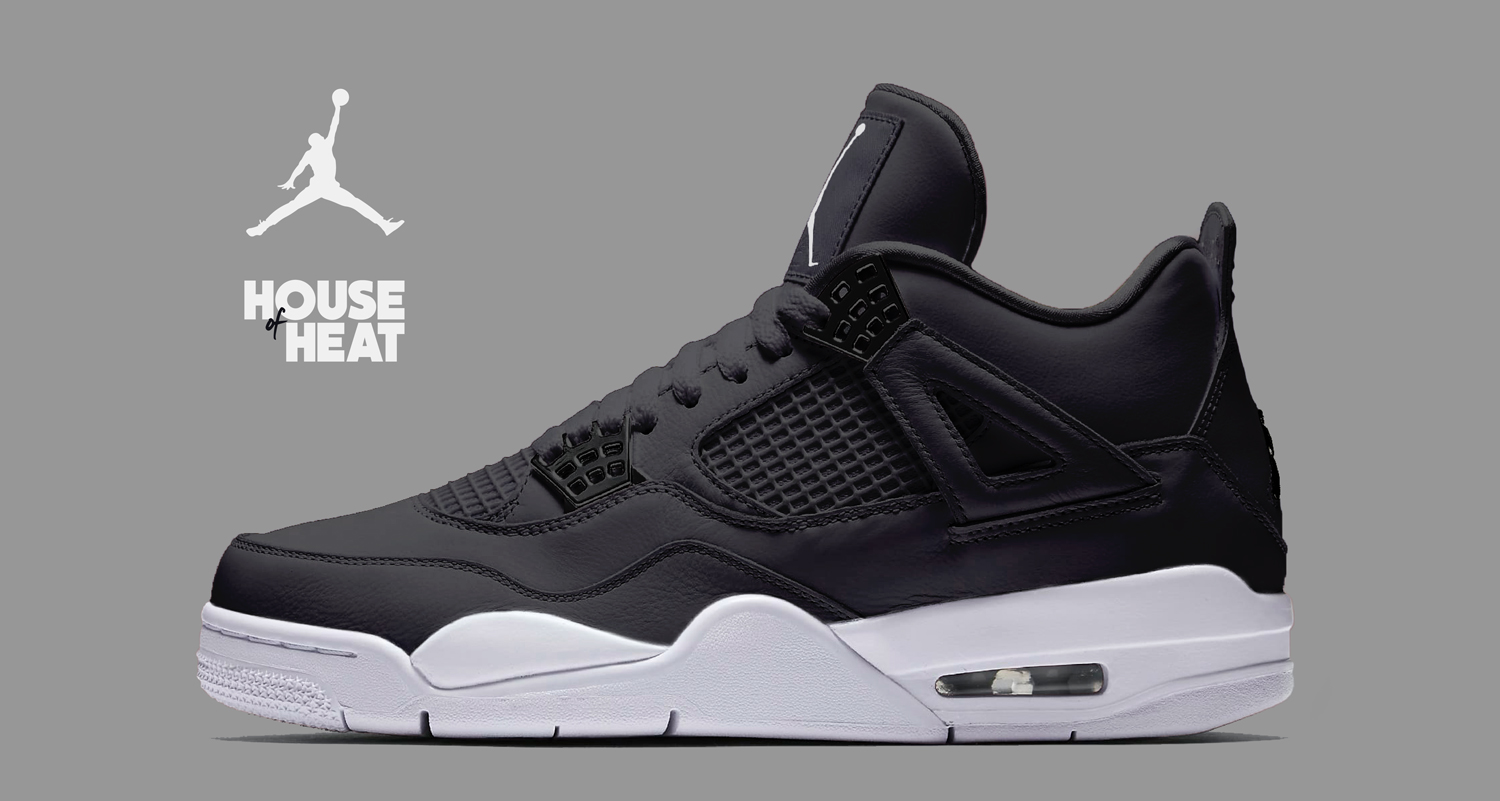 "The Concept Lab : Air Jordan 4 ""Cyber Monday"""