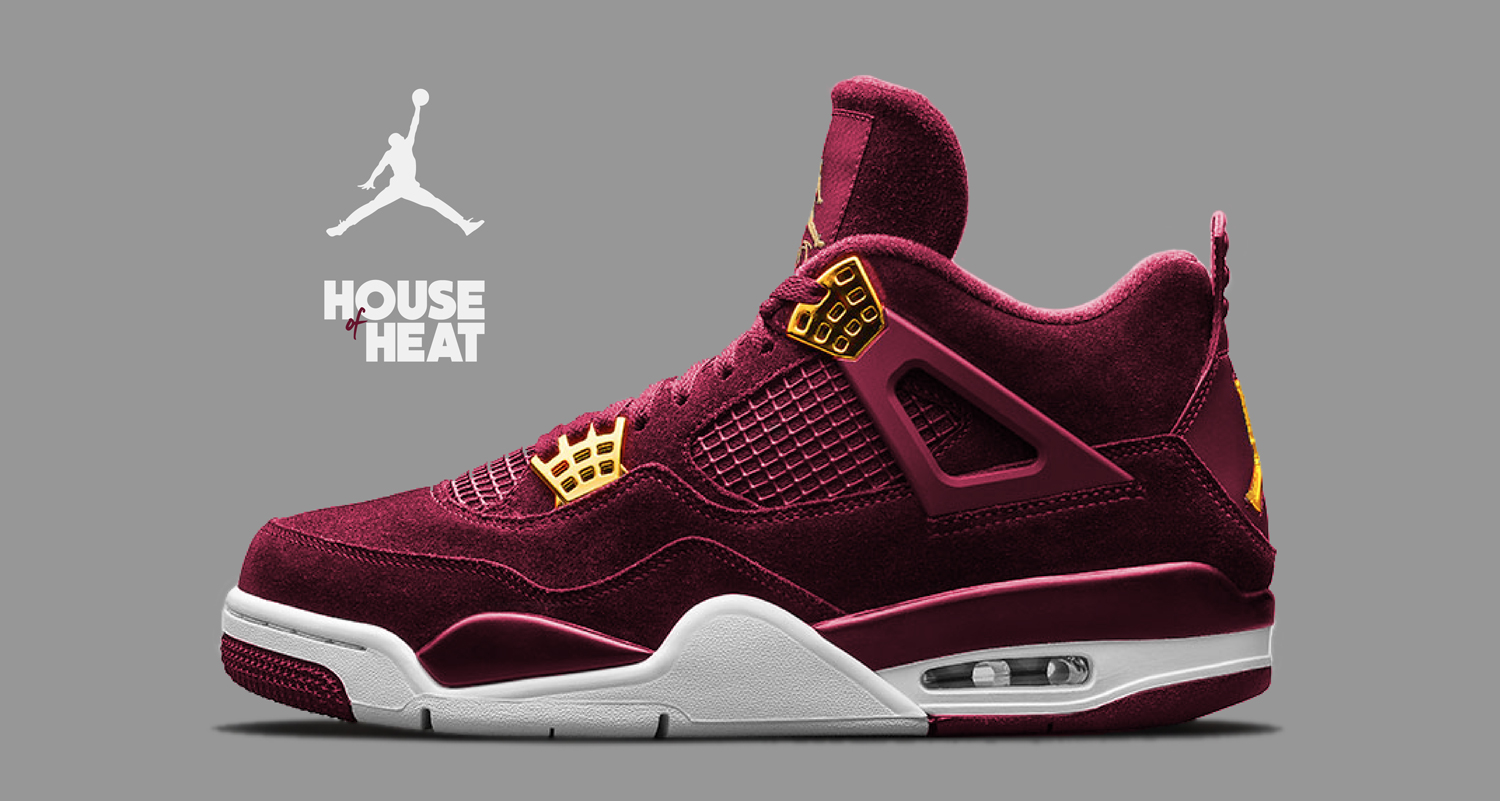 "The Concept Lab : Air Jordan 4 ""Heiress"""