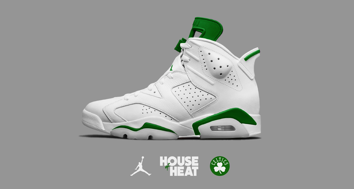 "The Concept Lab : Air Jordan 6 ""Celtics"""