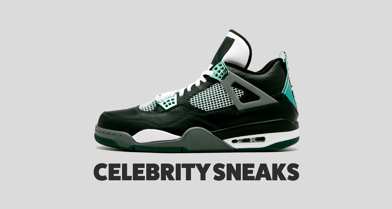 Who Wore What? : This Week in Celebrity Sneaks