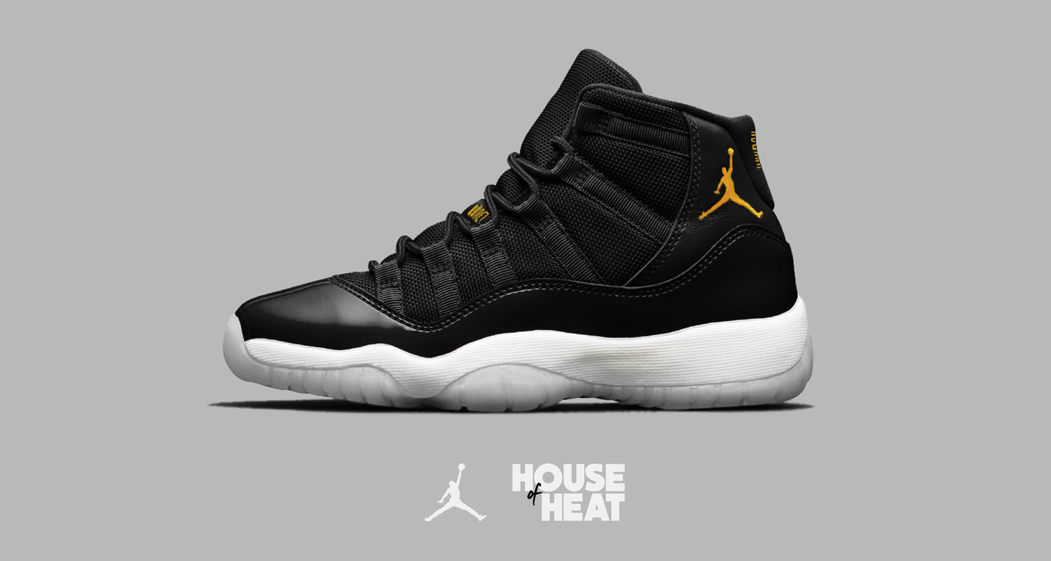 "The Concept Lab : Air Jordan 11 ""Thunder"""