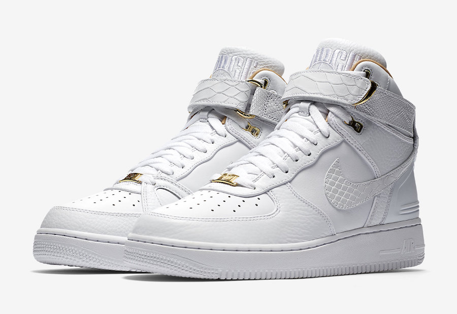 The Don C x Nike Air Force 1 will release on December 1st
