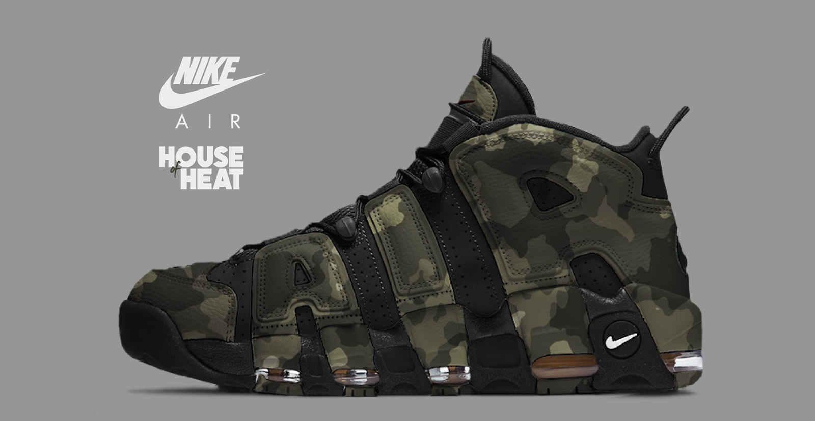 "Concept Lab // Nike Air More Uptempo ""Camo"""