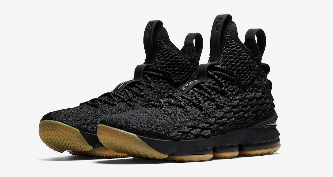 Black and Gum hit the LeBron 15 - HOUSE