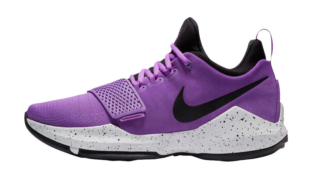 The next PG 1 comes in Bright Violet
