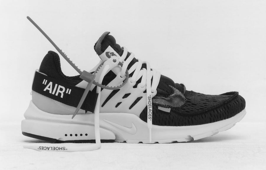 Here's a rundown of the 2018 Nike x Off White Collection
