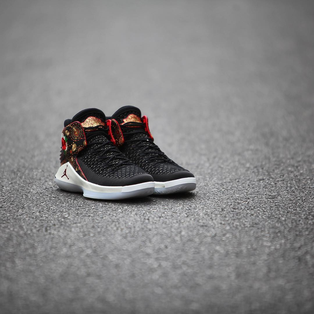 ca4a3837748f01 A fresh look at the Jordan 32 for Chinese New Year - HOUSE OF HEAT ...