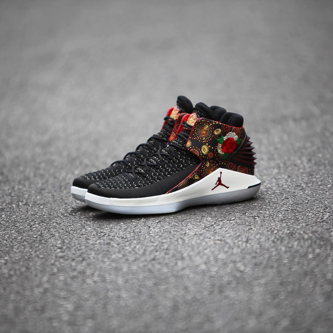 """05e9738f5f0 A release date has been set for February 9th, along with a fresh look at  the Air Jordan 32 """"CNY"""" thanks to GC911."""