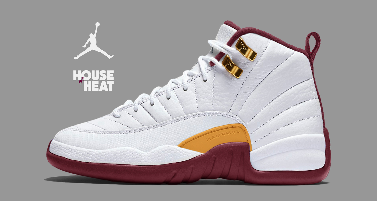 "The Concept Lab : Air Jordan 12 ""Cavs"""