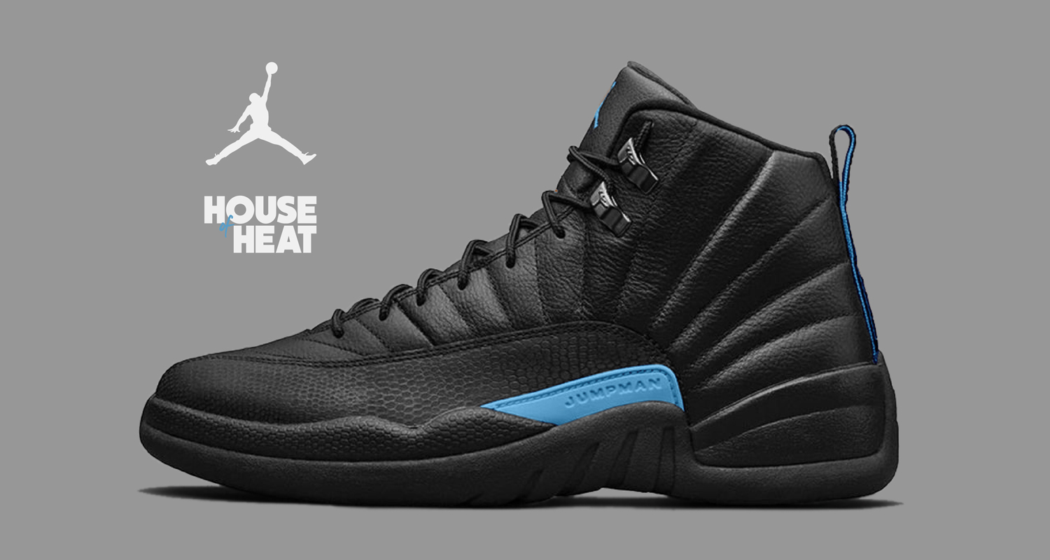 "The Concept Lab : Air Jordan 12 ""UNC"""