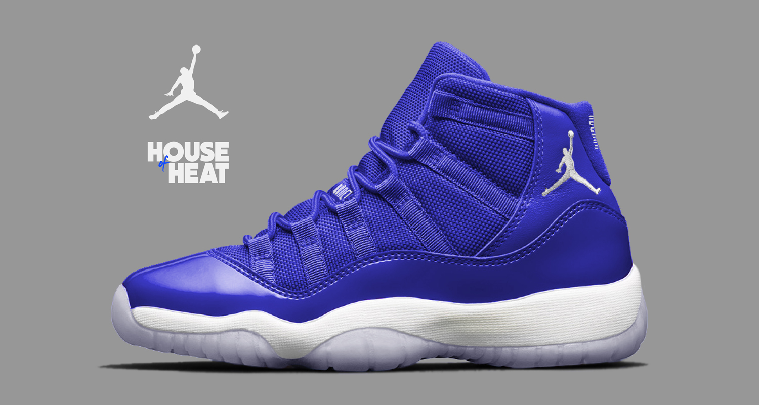 "The Concept Lab : Air Jordan 11 ""Royal"""