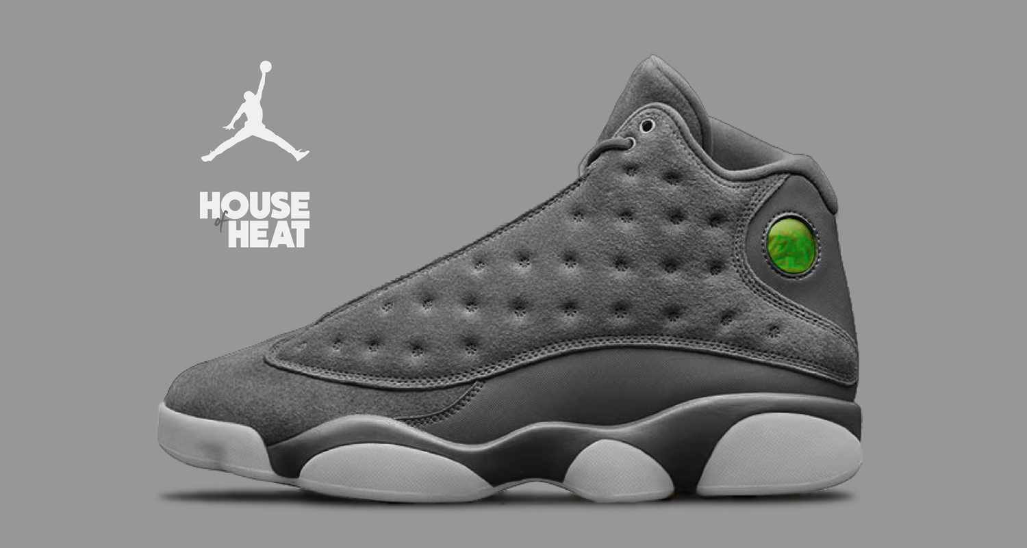 "The Concept Lab : Air Jordan 13 ""Wolf Grey"""