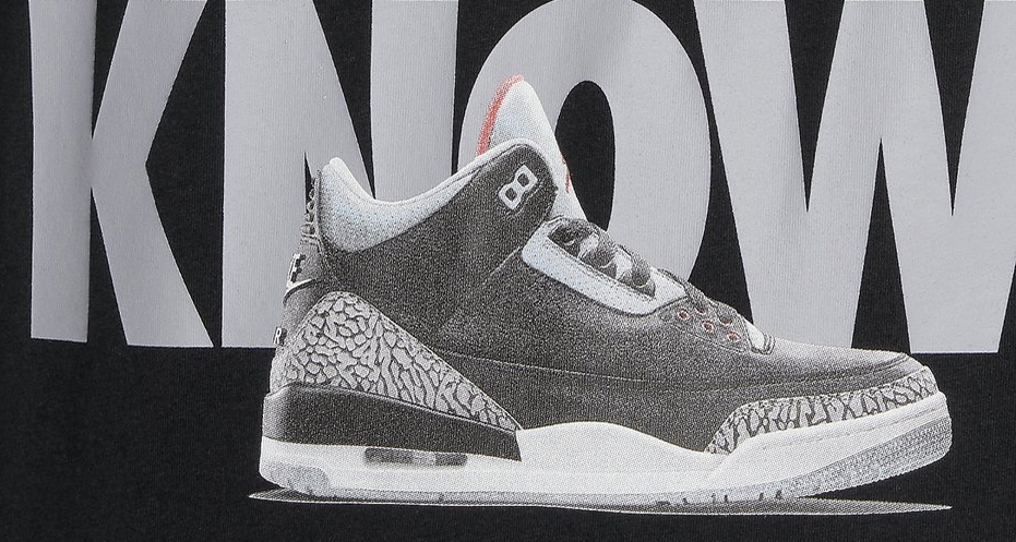 "The original ""Do You Know"" campaign is back for the 30th anniversary of the Air Jordan 3"