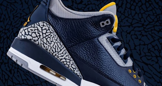 Michigan unveil a special Jordan PE for the Outback Bowl