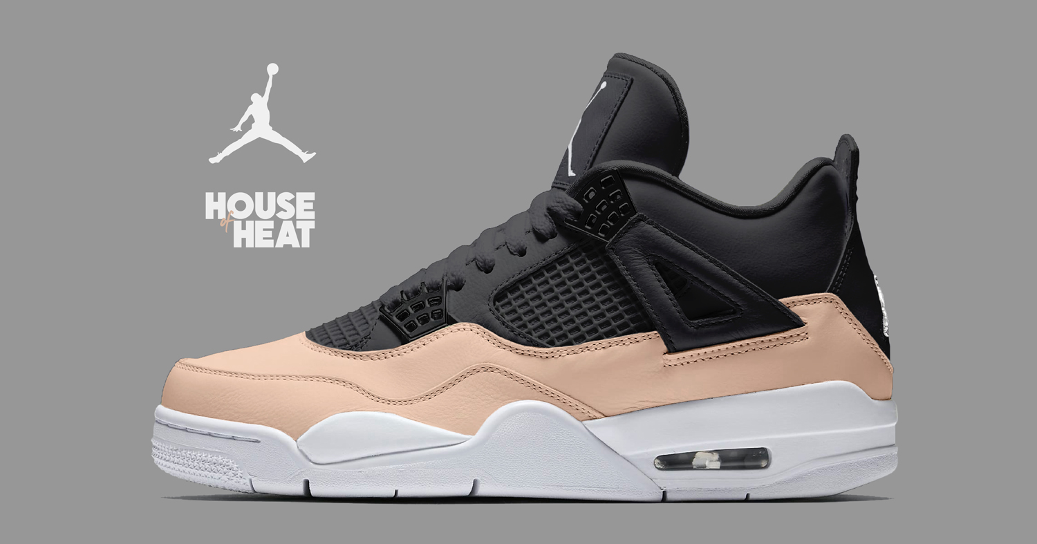 "The Concept Lab : Air Jordan 4 ""Tiramisu"""