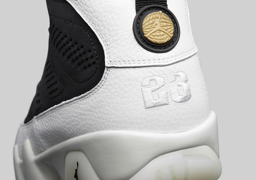 "sale retailer 237b7 d59b7 Update 12.23.17   Today we goth both a fresh look and a release date for  the Air Jordan 9 ""L.A.""."