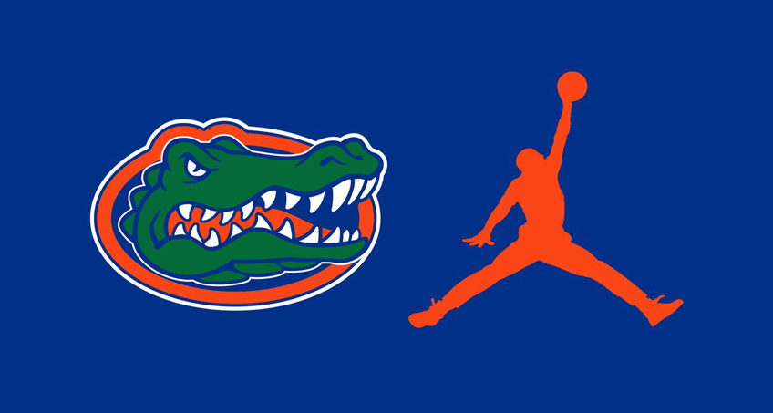 The Gators are the latest college to sign with Jordan Brand