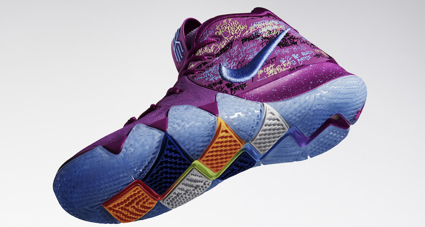 newest 9f713 5983f Meet the new designer for the Kyrie 4 - HOUSE OF HEAT ...