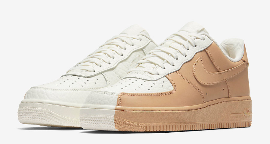 """The next colorway for the Air Force 1 """"Split"""" collection is unveiled"""