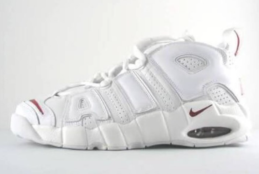 There's more (not More) Uptempos on the way.