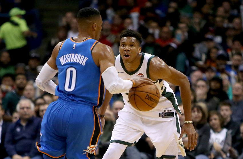 Nike confirm signature sneakers for Giannis and Russell