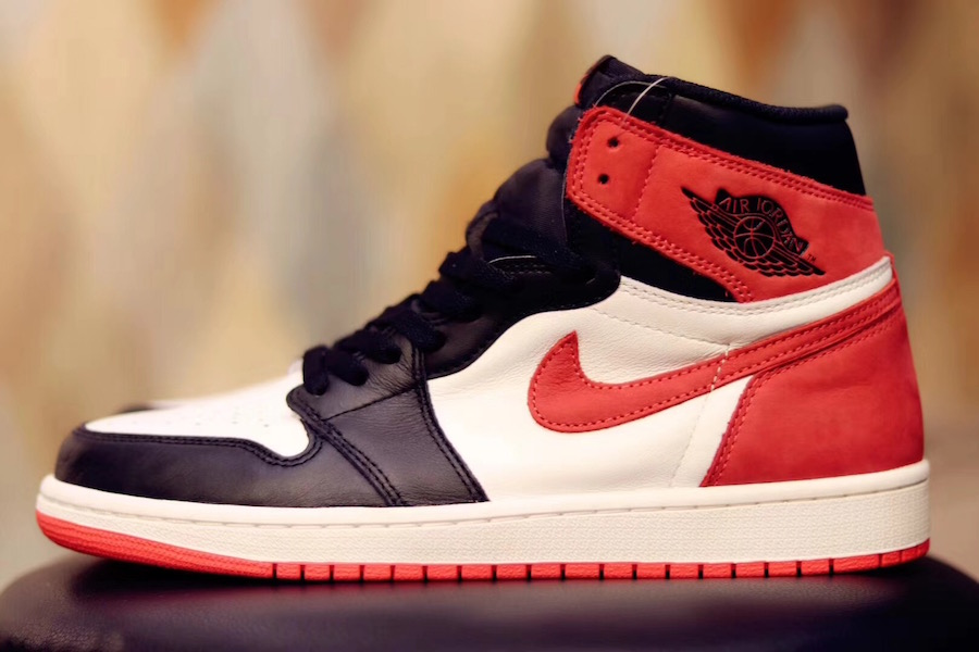 "Your best look yet at the ""6 Rings"" Air Jordan 1"