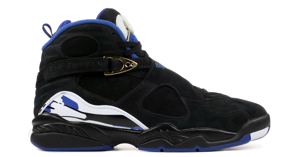 "These OVO ""Calipari"" Air Jordan 8's can be yours for a cool $40k"