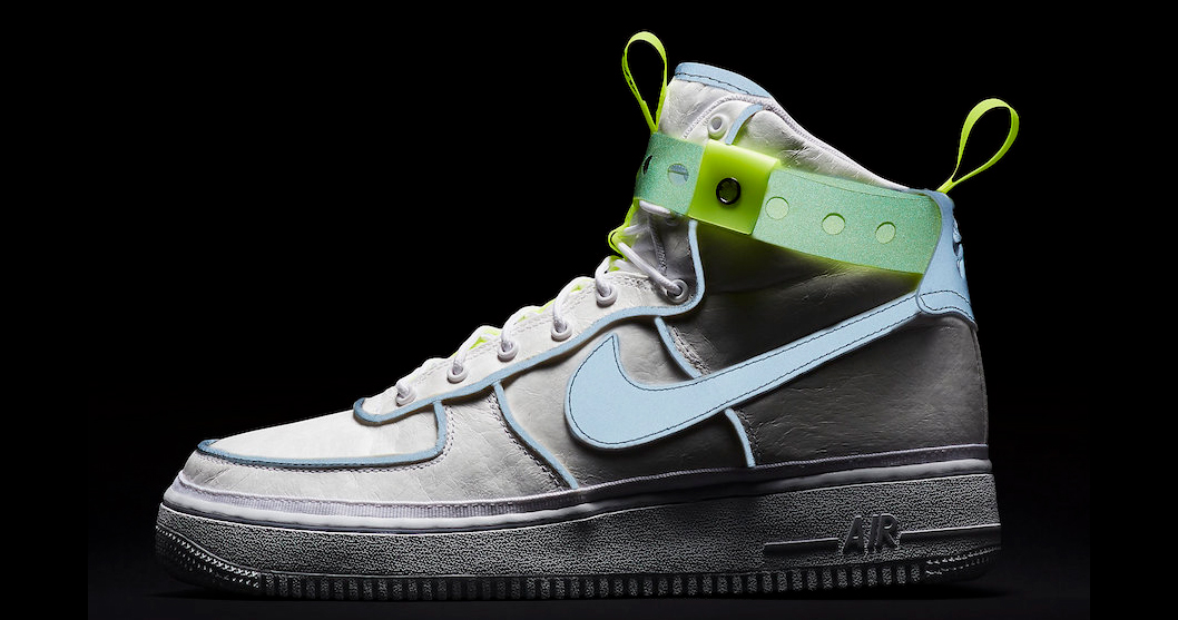 """Magic Stick's Nike Air Force 1 High """"VIP"""" releases next month"""