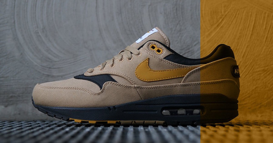 This Air Max 1 has some serious Hennessy vibes