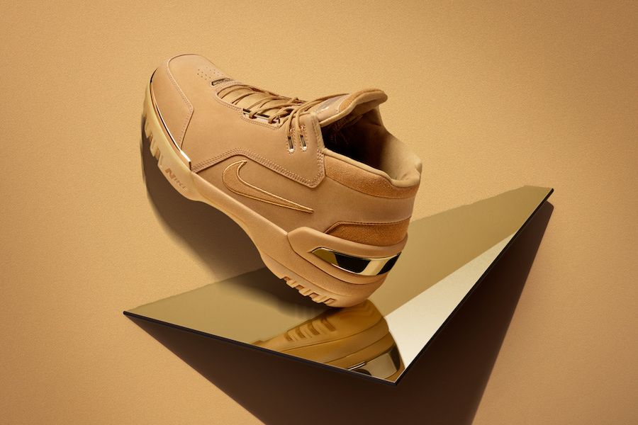 """LeBron's first """"Wheat"""" Sneaker is getting a retro"""