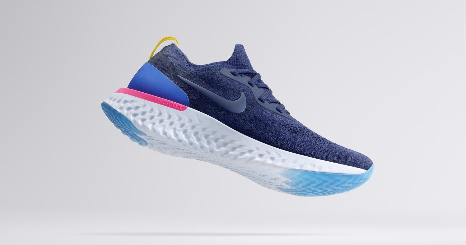 Everything you need to know about Nike s first React Foam trainer ... 11b860b08