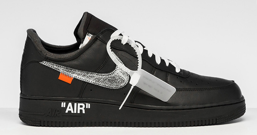 You can now get your hands on Virgil Abloh's latest collaboration